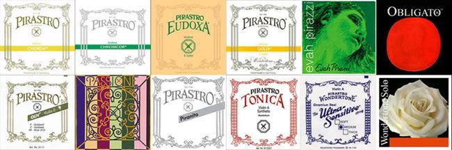 Pirastro-Strings