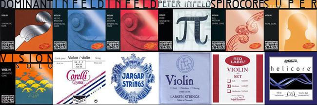 Thomastik-strings